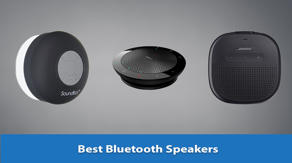 Best Bluetooth Speakers, Bluetooth Speakers Reviews