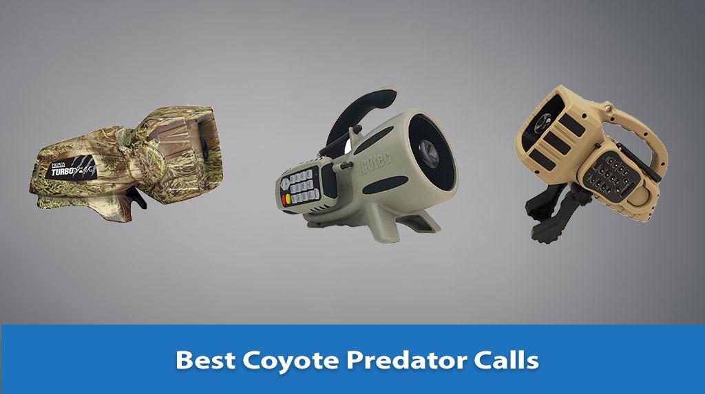 Best Coyote Predator Calls