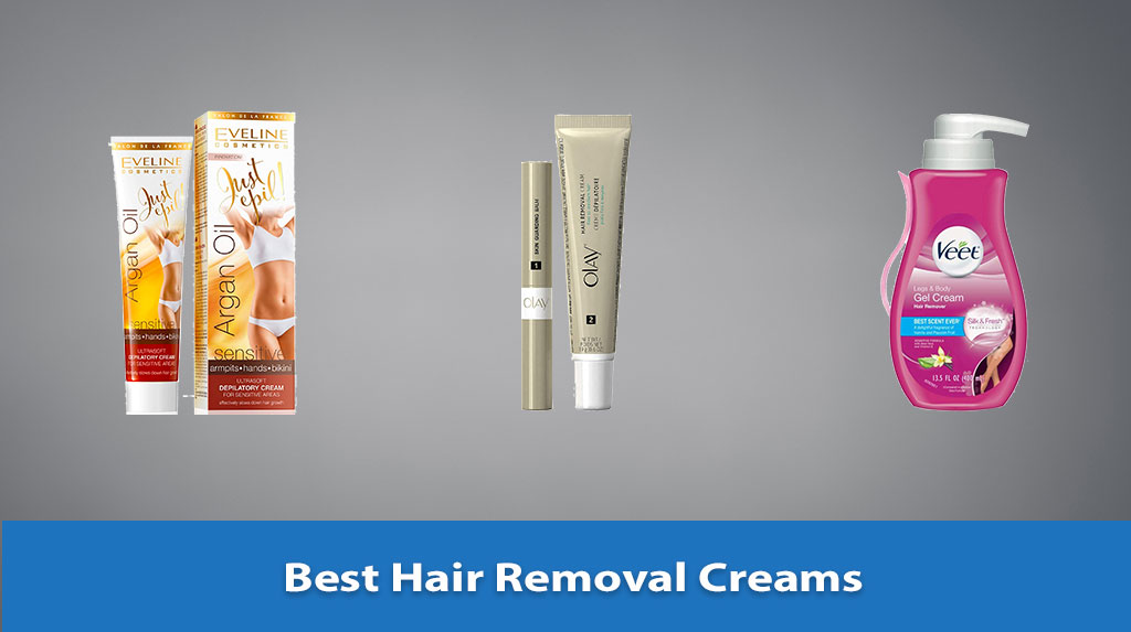 Best Hair Removal Creams