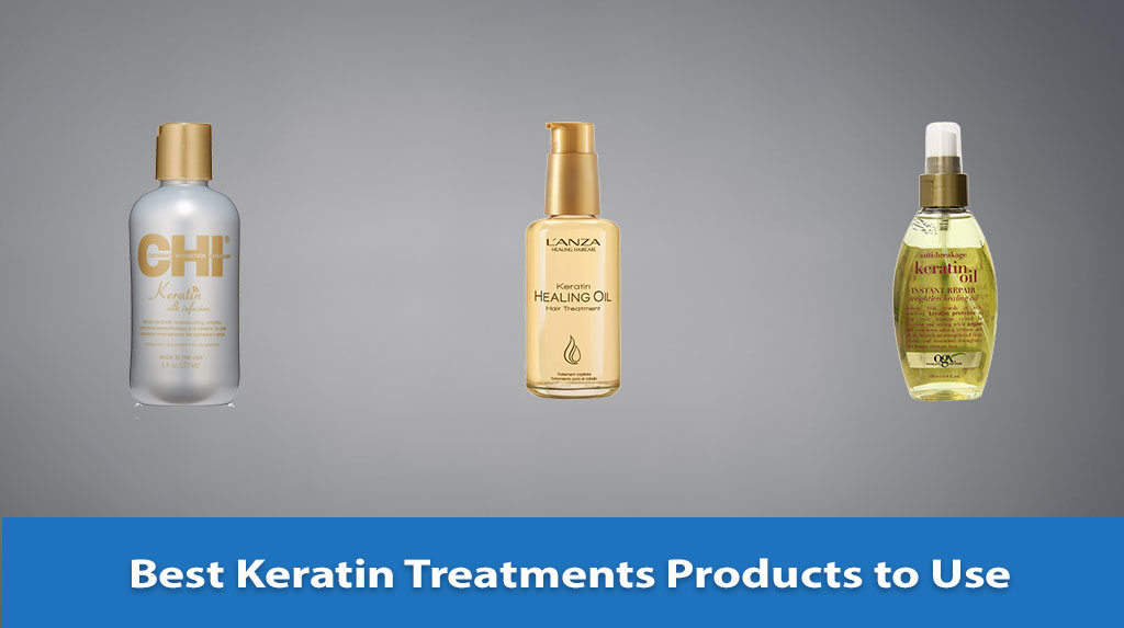 Best Keratin Treatments Products to Use at Home