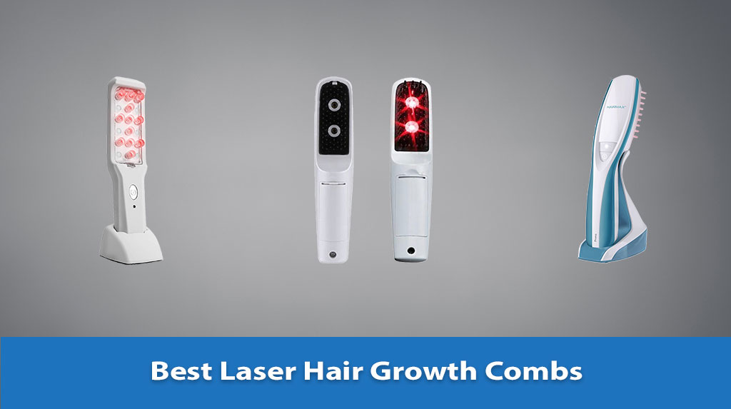 Best Laser Hair Growth Combs