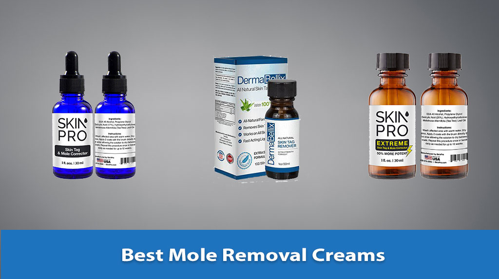 Best Mole Removal Creams