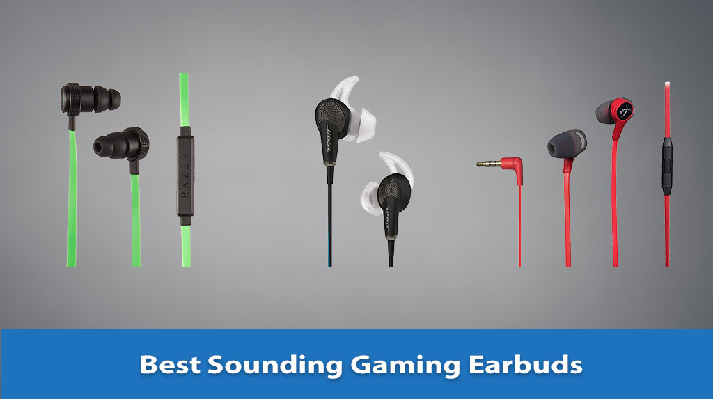 Best Sounding Gaming Earbuds, Sounding Gaming Earbuds, Sounding Gaming Earbuds Reviews