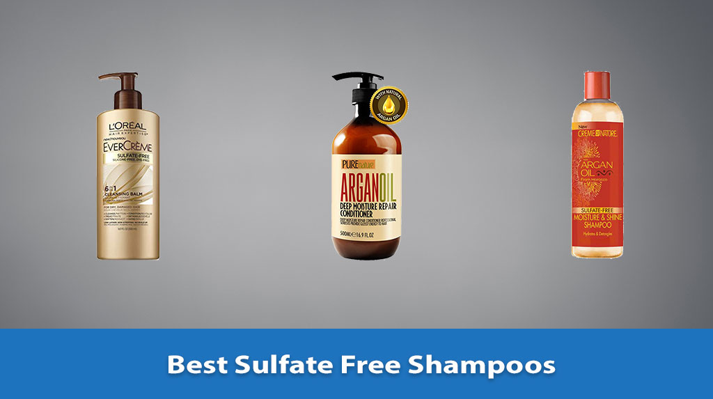 Best Sulfate Free Shampoos, Sulfate Free Shampoos, Sulfate Free Shampoos Reviews